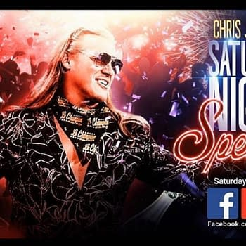 AEW Le Champion Eternel Chris Jericho Serves Saturday Night Special