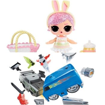 L.O.L. Surprise Spring Bling Doll Leads MGA Easter Offerings