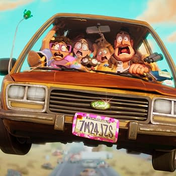 Connected: Family Bonding Road Trip Meets Maximum Overdrive [TRAILER]