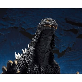 Godzilla Returns with Re-Released SH MonsterArts Figures