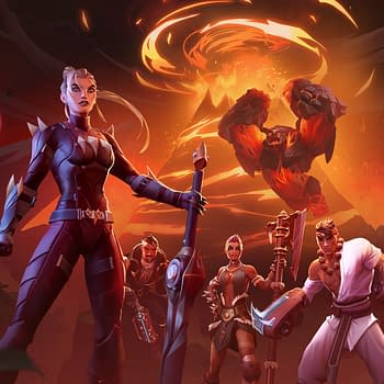 Dauntless Releases The Scorched Earth Update