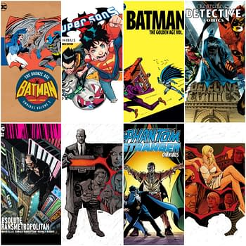 DC Comics Omnibuses And Absolutes For 2020/2021