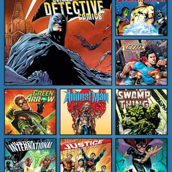 DC Comics on Digital Disruption of Distribution in Coronavirus Shutdown