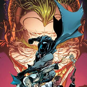 In Junes Detective Comics #1024&#8230 Two-Face May Die [Joker War]