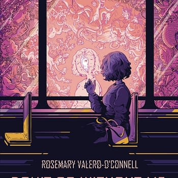 Dont Go Without Me by Rosemary Valero-OConnell: One of My Favorite Comics of 2020 [Review]