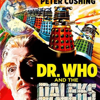 Dr. Who and the Daleks Film Getting US Blu-ray Release in July