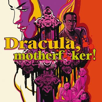 Alex de Campi and Erica Henderson Team Up for Pulp Horror OGN Dracula Motherf**ker at Image