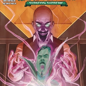Doctor Strange Struggles with a Work/Life Balance in Dr. Strange #4 [Preview]