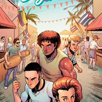 Jarred Lujan and Orlando Caicedo Launch Dry Foot #1 in Mad Caves June 2020 Solicitations