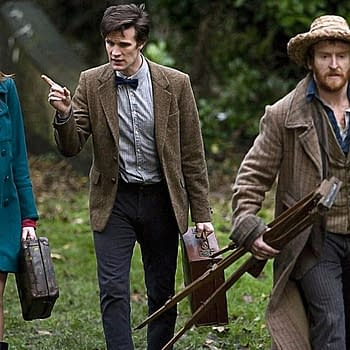 Doctor Who: All-Star Cast Joining Vincent and the Doctor Rewatch