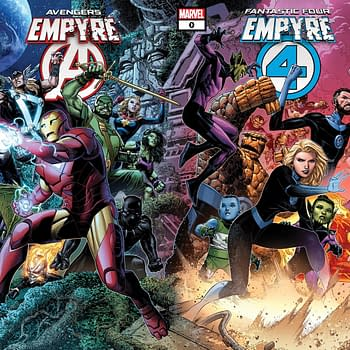Empyre: Avengers #0 Reveals Significance of Cotati to Skrull and Kree