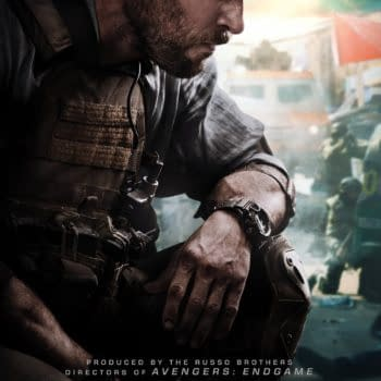 The Poster For Netflix Film Extraction