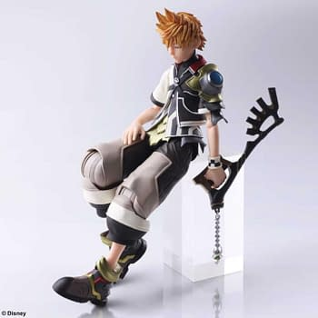 Kingdom Hearts Ventus Joins the Fight with Square Enix