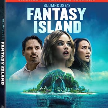 Fantasy Island Hits Digital April 14th Blu-ray on May 12th