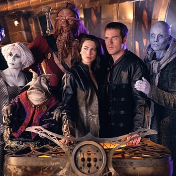 Farscape SDCC Panel Discusses Series Lasting Legacy Possible Return