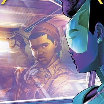 REVIEW: Far Sector #5 &#8212 Fascinating And Invites Rereading