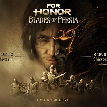 Ubisoft Reveals Prince Of Persia Event In For Honor