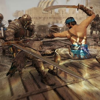 """Ubisoft Reveals """"Prince Of Persia"""" Event In """"For Honor"""""""