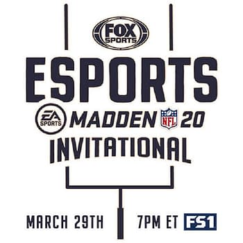 FOX Esports Madden NFL Invitational To Air On FS1 On March 29th