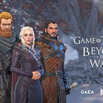 Game Of Thrones Beyond The Wall Will Launch At The End Of March