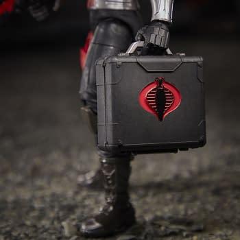 G.I. Joe Cobra Baddie Destro Coming to Classified Figure Line