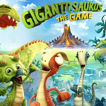 Gigantosaurus: The Game Officially Launches On All Consoles &#038 PC