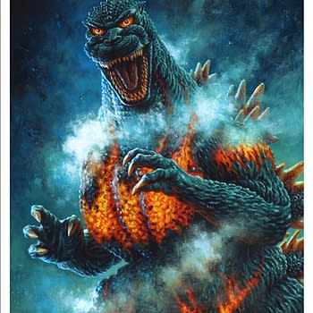 Godzilla Poster Drop 3 From Mondo is on Thursday