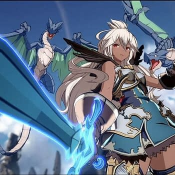 Granblue Fantasy: Versus Reveals Zooey For The Character Pass
