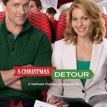 Hallmark Channel Christmas Movie Marathon to Air This Weekend