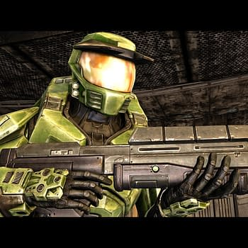Halo: Combat Evolved Anniversary Now Available In Master Chief Collection