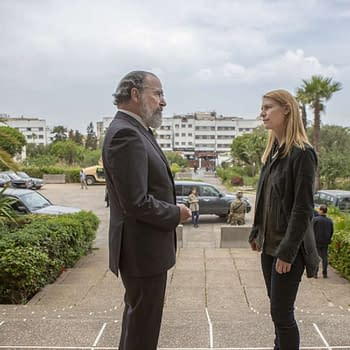 Homeland Season 8 Two Minutes: Saul Has Some Carrie-Yevgeny Concerns [PREVIEW]