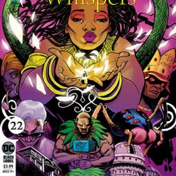 DC's House of Whispers Canceled in June