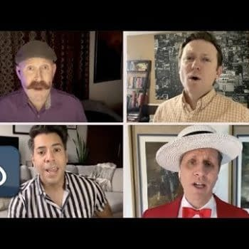 #VoicesFromHome: Dapper Dans Share Disney Magic