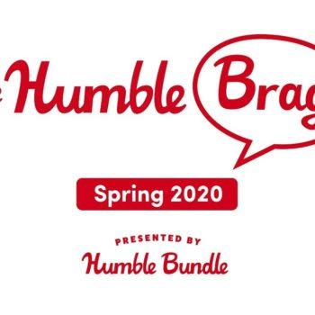 Humble Bundle Humble Brag Spring 2020
