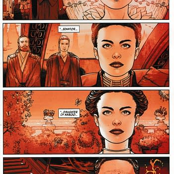 The Truth About the Return of Padmé Amidala in Star Wars: Darth Vader #2 (Spoilers)