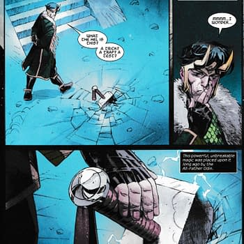 Whos Worthy Of Picking Up Mjolnir Now (Thor #4 Spoilers)