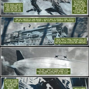 Did Gotham Have A Zorro? Batman #90 Spoilers