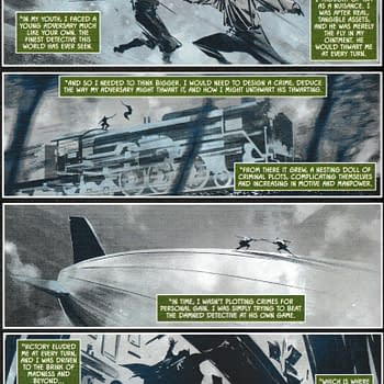 Did Gotham Have A Zorro Batman #90 Spoilers