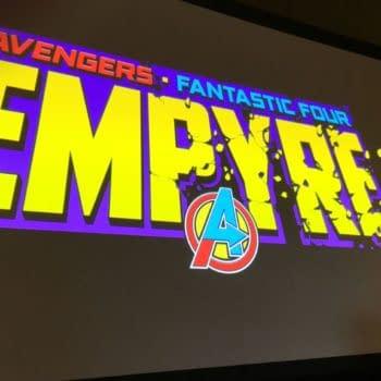 Marvel's C2E2 Empyre Panel