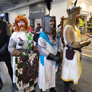 A Little Look at the Comics and Cosplay of London Film And Comic Con &#8211 Spring