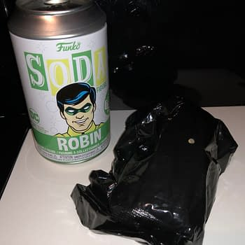 Funko Soda: The Hunt for the Chase &#8211 Robin Edition