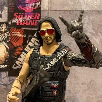 Lets Take a Look at McFarlane Toys Johnny Silverhand Cyberpunk 2077 Figure