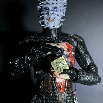 Lets Take a Look at NECAs New Ultimate Hellraiser Pinhead Figure