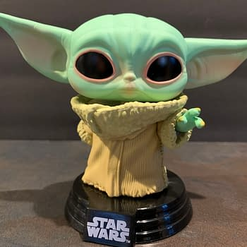 Lets Take a Look at Funkos The Mandalorian Baby Yoda POP