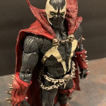 Lets Take a Look at McFarlane Toys Mortal Kombat Spawn Figure