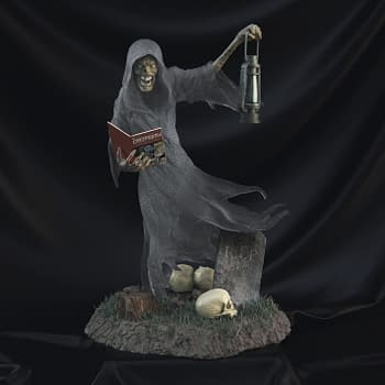 The Creep Returns with New Creepshow Statue from Incendium