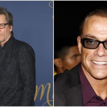 Jean-Claude Van Damme Kevin Bacon