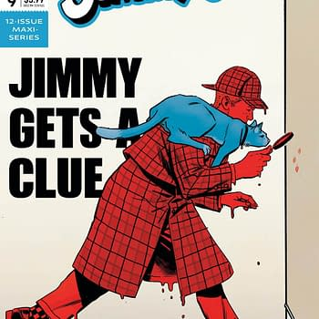 This Preview of Jimmy Olsen #9 Dismantles Capitalism in the Cutest Way Possible