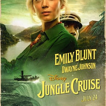 Jungle Cruise: New Trailer Tomorrow 2 New His and Her Posters