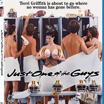 Just One of the Guys Hits Blu-ray For Its 35th Anniversary